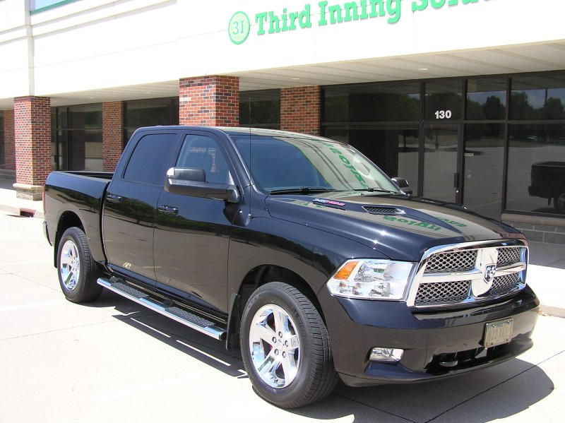 2010 Ram 1500 with DOD24M installed