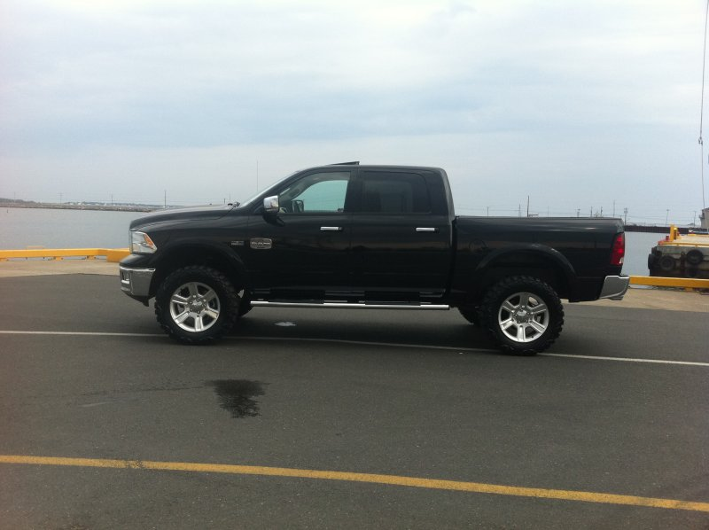 2010 Ram 1500 with DOD14M installed